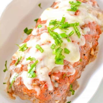 low carb meatloaf whole wm